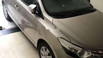 Bán Toyota Vios năm sản xuất 2014, màu vàng, số tự động