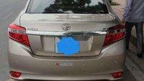 Bán ô tô Toyota Vios G đời 2016, màu vàng cát