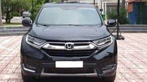 Bán Honda CRV 1.5 Tubor bản L màu đen, sản xuất 2018 đăng ký 03/2019 tên tư nhân chính chủ
