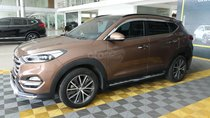 Bán ô tô Hyundai Tucson 2.0AT 2WD sản xuất 2015, màu nâu, xe nhập giá cạnh tranh