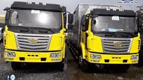 Bán xe tải FAW 7t2 thùng siêu dài 9m7, nhập khẩu nguyên chiếc