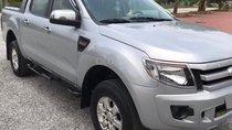 Bán Ford Ranger 2016 số sàn, màu bạc