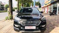 Cần bán Hyundai Santa Fe santafe 2.2 4WD, phun dầu 2018, màu đen