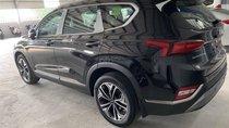 Bán Hyundai Santa Fe dầu tiêu chuẩn năm 2019, màu nâu