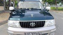 Bán Toyota Zace dòng cao cấp GL, SX 12/2005, mới như xe hãng, không có chiếc thứ 2, xanh vỏ dưa