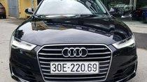 Bán Audi A6 1.8TFSI model 2016, màu đen