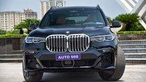 BMW X7 xDrive M-Sport năm sản xuất 2019, màu đen, nhập khẩu