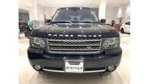 HCM: LandRover Range Rover Supercharged 5.0 2009, màu đen, xe nhập