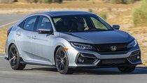 Honda Civic hatchback 2020 trình làng tại Mỹ, giá 504 triệu đồng