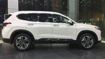 Bán Hyundai Santa Fe năm sản xuất 2019, màu trắng