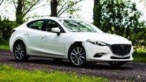 Bán Mazda 3 2019, màu trắng, nhập khẩu