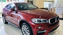 Bán BMW X6 35i Coupe, màu đỏ, xe nhập khẩu Đức, hầm hố, thể thao