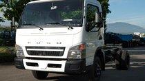 Bán xe tải Fuso Canter 6.5 E4 đời 2019, miễn phí thuế trước bạ, bảo hiểm dân sự