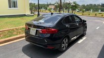 Bán Honda City 1.5CVT 2016, màu đen xe sử dụng ít cần bán lại 460 triệu
