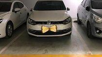 Bán Volkswagen Polo 1.6 AT sản xuất năm 2016, màu trắng, xe nhập số tự động