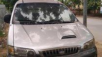 Bán Hyundai Starex Van 2.5 MT sản xuất năm 2002, màu bạc, 3 chỗ, đời 2002, máy dầu
