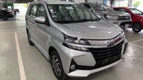 Bán Toyota Avanza năm 2019, màu bạc, nhập khẩu