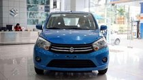 Bán Suzuki Celerio năm sản xuất 2018, màu xanh lam, xe nhập