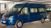 Bán xe Ford Transit đời 2019, màu xanh lam