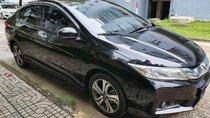 Cần bán Honda City năm 2014, màu đen