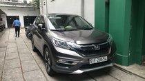 Bán ô tô Honda CR V năm sản xuất 2015, màu xám, số tự động, giá cạnh tranh