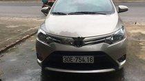 Cần bán lại xe Toyota Vios MT đời 2017