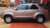 Gia đình bán lại xe Toyota Fortuner đời 2008, màu hồng, nhập khẩu