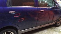 Bán Daewoo Matiz Super 0.8AT đời 2007, màu xanh lam, xe gia đình