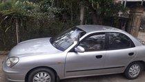 Bán Daewoo Nubira sản xuất năm 2002, màu bạc xe gia đình, 95 triệu