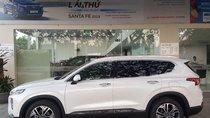 Bán Hyundai Santa Fe năm 2019, màu trắng
