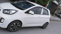 Cần bán xe Kia Morning 2015, màu trắng số sàn