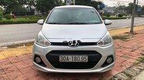 Chính chủ bán Hyundai Grand i10 đời 2014, màu bạc, bản đủ xe nhập