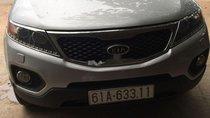 Bán ô tô Kia Sorento 2.4MT 2012, màu bạc chính chủ, giá tốt
