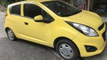 Bán Chevrolet Spark 2015, màu vàng, giá tốt