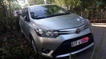 Cần bán xe Toyota Vios sản xuất năm 2016, màu bạc
