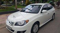 Bán Hyundai Avante 1.6MT sản xuất 2011, màu trắng, gia đình sử dụng kỹ mới 95%