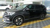 Cần bán xe Honda CR V TG 2.4AT sản xuất 2016, màu đen