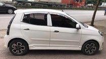 Bán Kia Morning SLX 1.0 AT sản xuất năm 2010, màu trắng, nhập khẩu số tự động