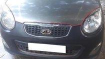 Cần bán Kia Morning LX 1.1 MT sản xuất 2011, màu bạc