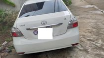 Bán Toyota Vios 1.5MT năm sản xuất 2010, màu trắng xe gia đình