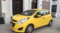 Cần bán Chevrolet Spark đời 2015, màu vàng chính chủ