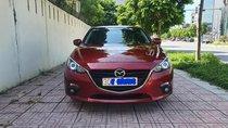 Bán Mazda 3 1.5L sản xuất năm 2016, màu đỏ chính chủ, giá tốt