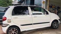 Bán Daewoo Matiz đời 2008, màu trắng xe gia đình, giá 110tr