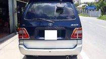 Bán Toyota Zace GL đời 2000, màu xanh lam, xe gia đình, 180tr