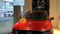 Bán Mazda CX 5 đời 2018, màu đỏ đã đi 11.000 km