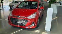 Cần bán Hyundai Grand i10 1.2 AT đời 2019, màu đỏ giá cạnh tranh