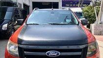 Cần bán xe Ford Ranger Wildtrak 2.2L 4x2 AT đời 2013, màu cam, nhập khẩu giá cạnh tranh