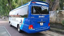Cần bán Hyundai County Tracomeco Limo đời 2015, hai màu, xe nhập