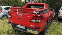 Bán Mazda BT 50 sản xuất 2016, màu đỏ, xe nhập