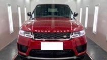 Landrover Ranger Rover Sport HSE 3.0 Model 2019 màu đỏ nhập Mỹ
